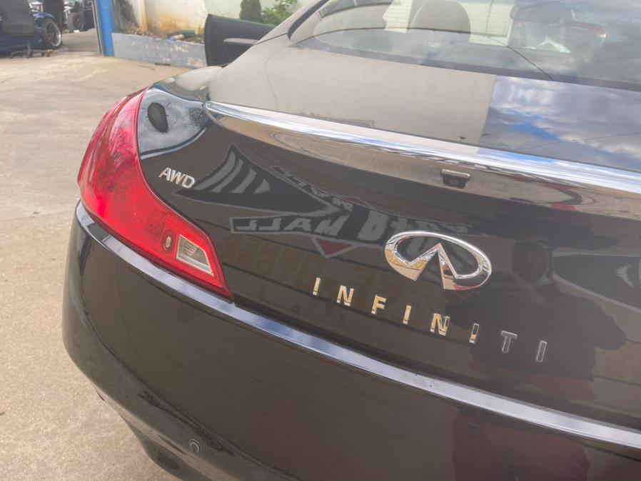 Used INFINITI Q60 Coupe 2dr Auto AWD 2014 | Brooklyn Auto Mall LLC. Brooklyn, New York