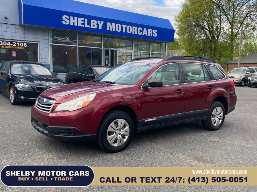 Used 2011 Subaru Outback in Springfield, Massachusetts | Shelby Motor Cars . Springfield, Massachusetts