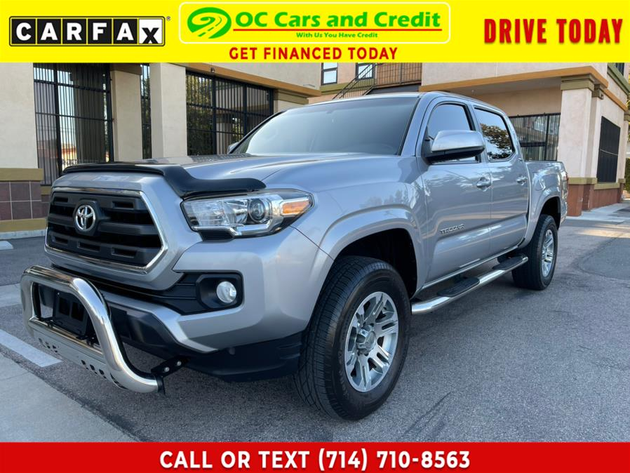 Used 2016 Toyota Tacoma in Garden Grove, California | OC Cars and Credit. Garden Grove, California