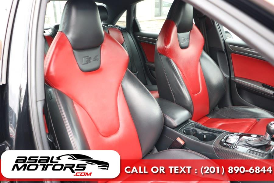Used Audi S4 4dr Sdn S Tronic Premium Plus 2013 | Asal Motors. East Rutherford, New Jersey