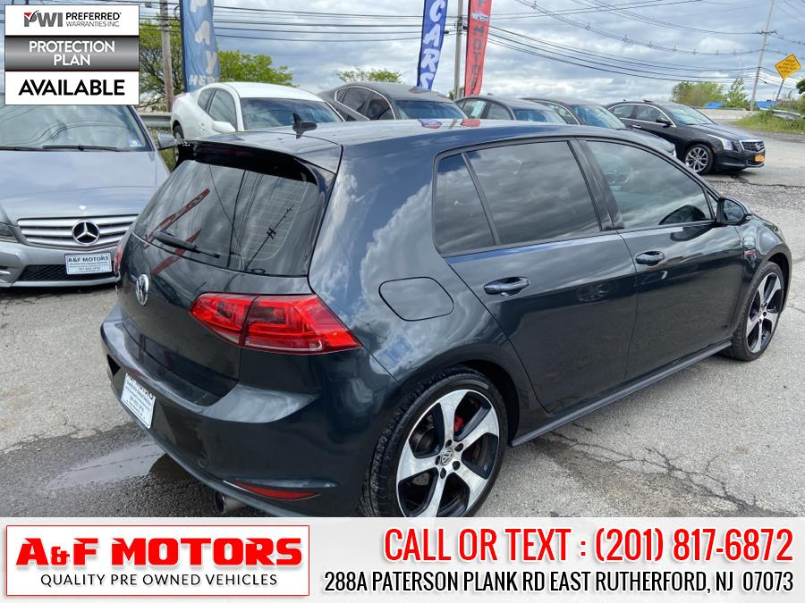 Used Volkswagen Golf GTI 4dr HB DSG S 2015 | A&F Motors LLC. East Rutherford, New Jersey