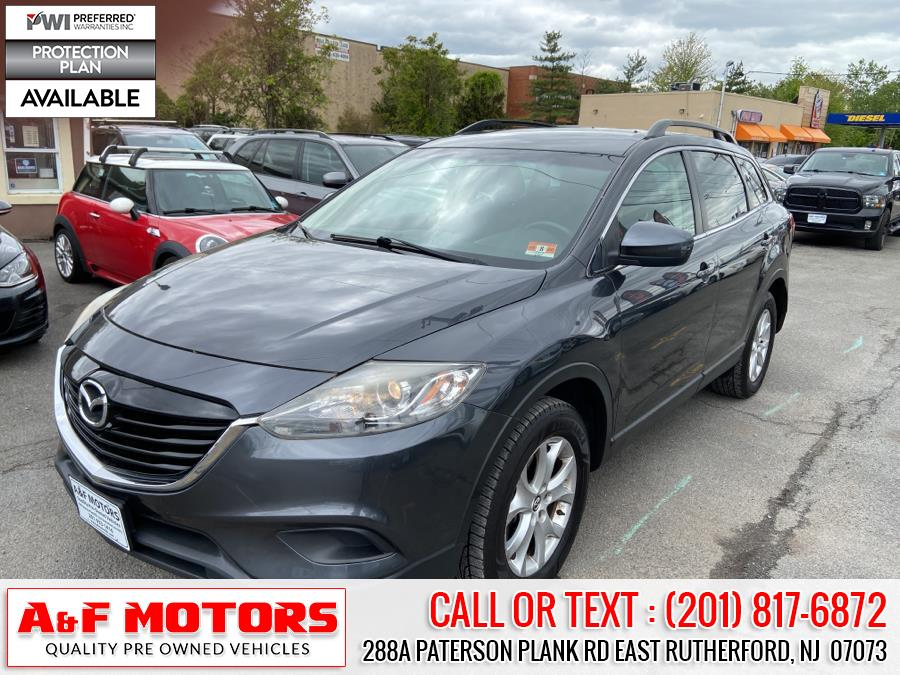 Used 2013 Mazda CX-9 in East Rutherford, New Jersey | A&F Motors LLC. East Rutherford, New Jersey