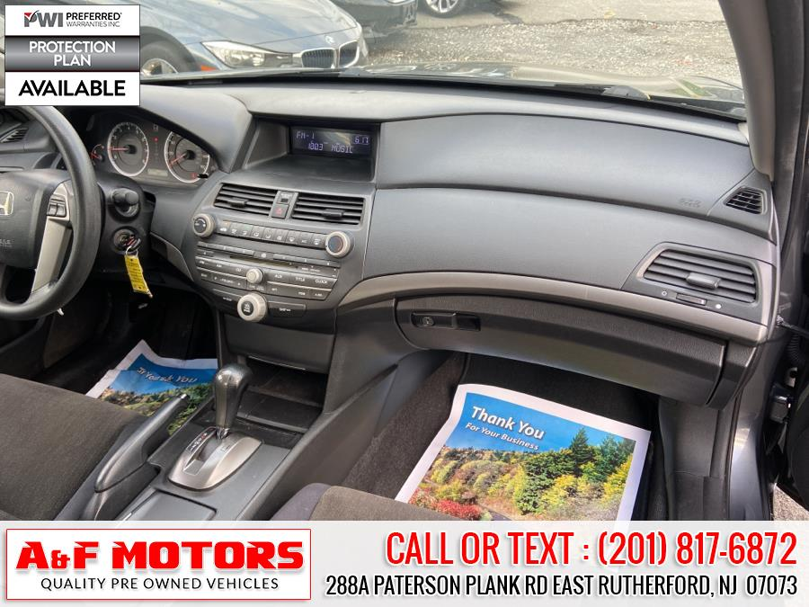 Used Honda Accord Sdn 4dr I4 Auto LX-P PZEV 2009 | A&F Motors LLC. East Rutherford, New Jersey