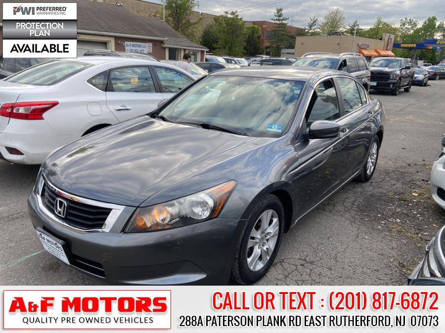 Used 2009 Honda Accord Sdn in East Rutherford, New Jersey | A&F Motors LLC. East Rutherford, New Jersey