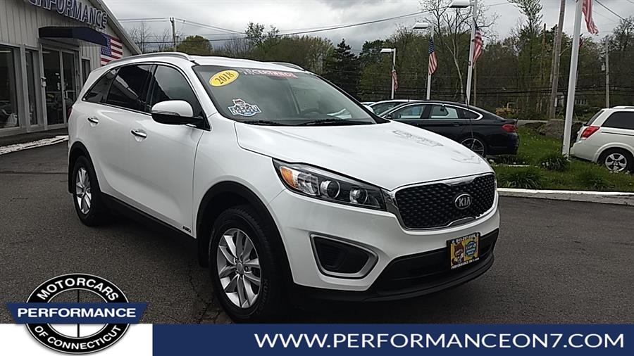 Used 2018 Kia Sorento in Wilton, Connecticut | Performance Motor Cars. Wilton, Connecticut