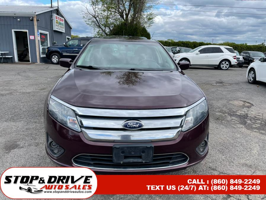 Used Ford Fusion 4dr Sdn SE FWD 2012 | Stop & Drive Auto Sales. East Windsor, Connecticut