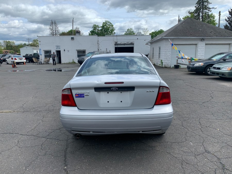 Used Ford Focus 4dr Sdn ZX4 SE 2006   CT Car Co LLC. East Windsor, Connecticut