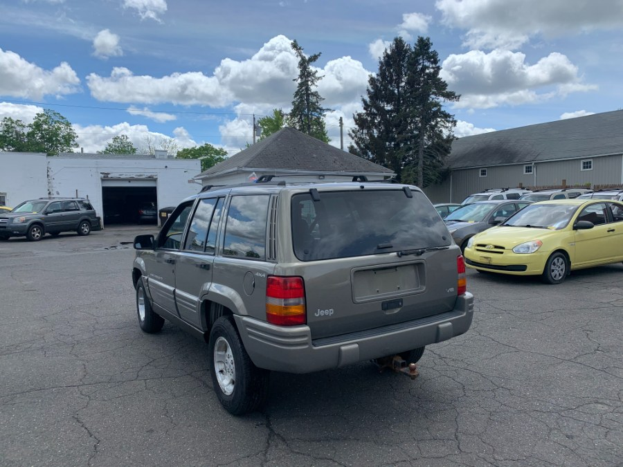 Used Jeep Grand Cherokee 4dr Laredo 4WD 1998 | CT Car Co LLC. East Windsor, Connecticut