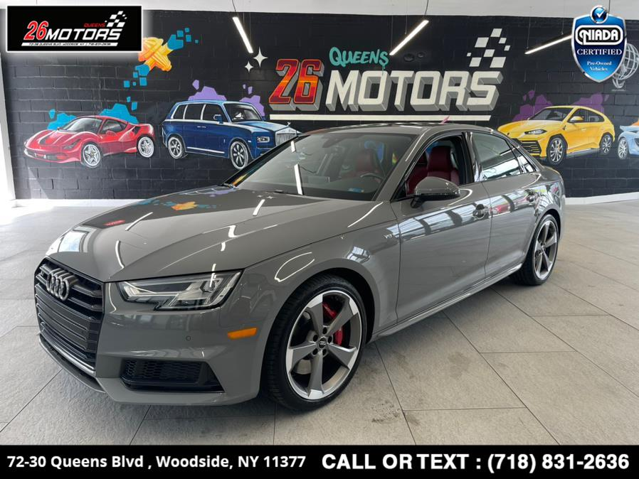Used 2018 Audi S4 in Woodside, New York | 26 Motors Queens. Woodside, New York