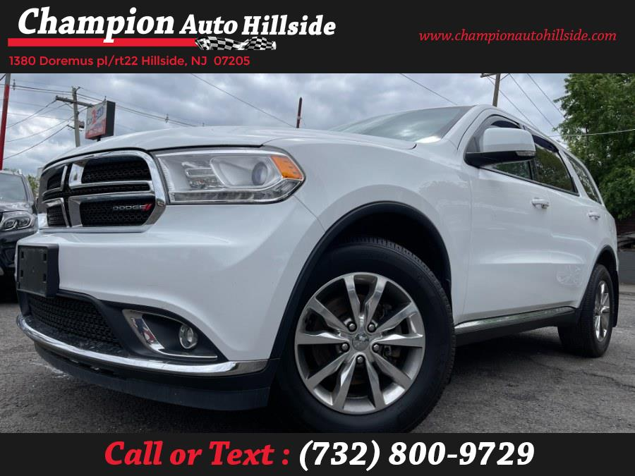 Used 2015 Dodge Durango in Hillside, New Jersey | Champion Auto Sales. Hillside, New Jersey