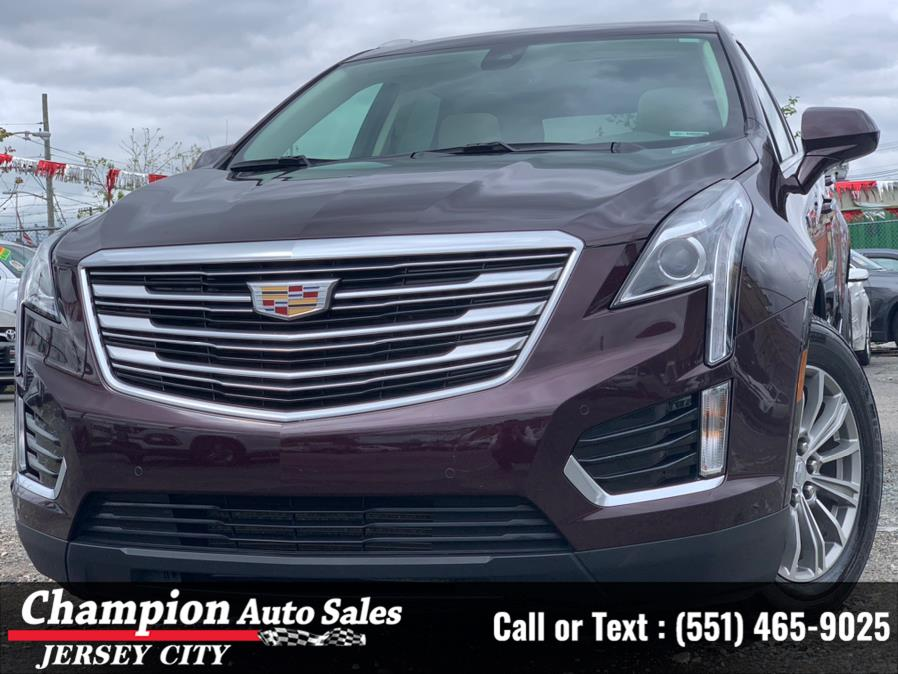 Used 2018 Cadillac XT5 in Jersey City, New Jersey | Champion Auto Sales. Jersey City, New Jersey