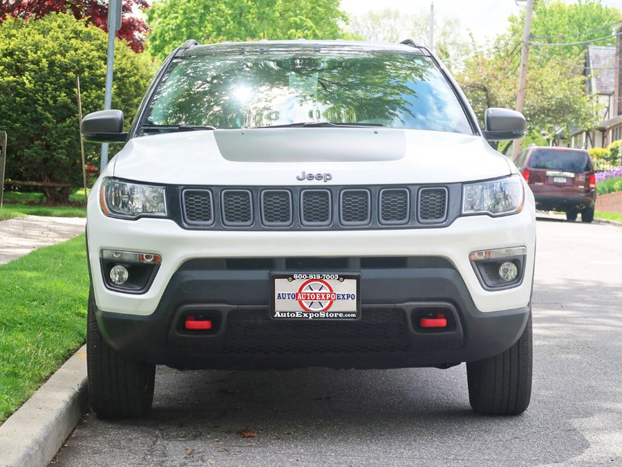 Used Jeep Compass Trailhawk 2019 | Auto Expo Ent Inc.. Great Neck, New York