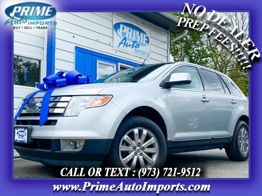 Used 2010 Ford Edge in Bloomingdale, New Jersey | Prime Auto Imports. Bloomingdale, New Jersey
