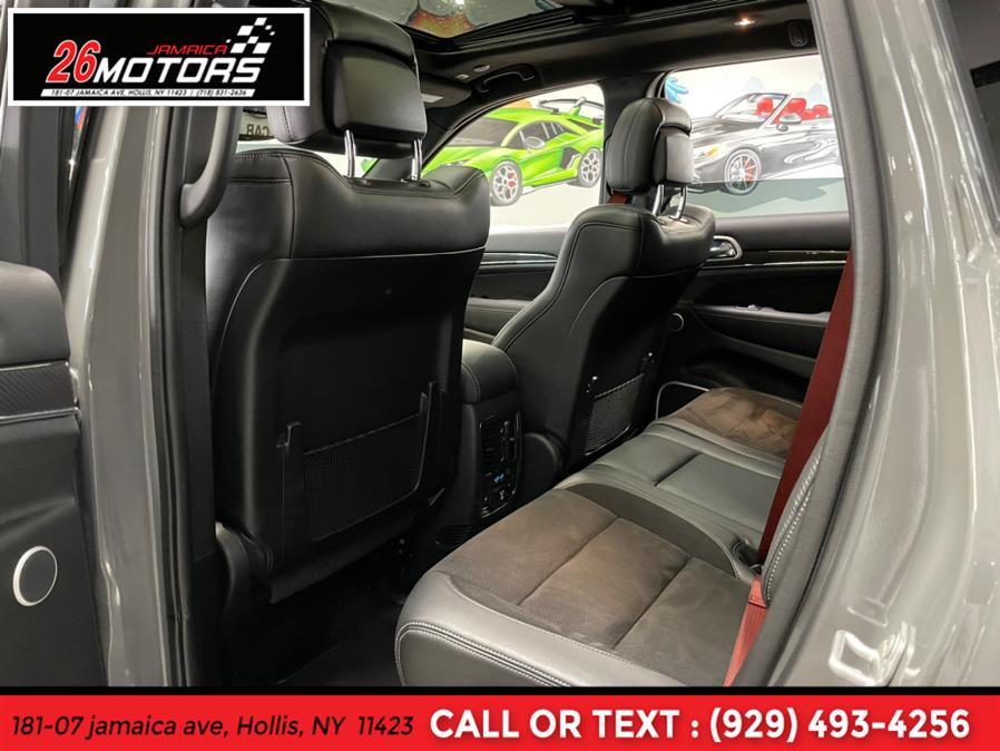 Used Jeep Grand Cherokee SRT SRT 4x4 2020   Jamaica 26 Motors. Hollis, New York