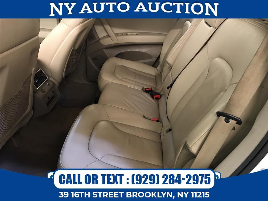 Used Audi Q7 quattro 4dr 3.0T Premium Plus 2013 | NY Auto Auction. Brooklyn, New York