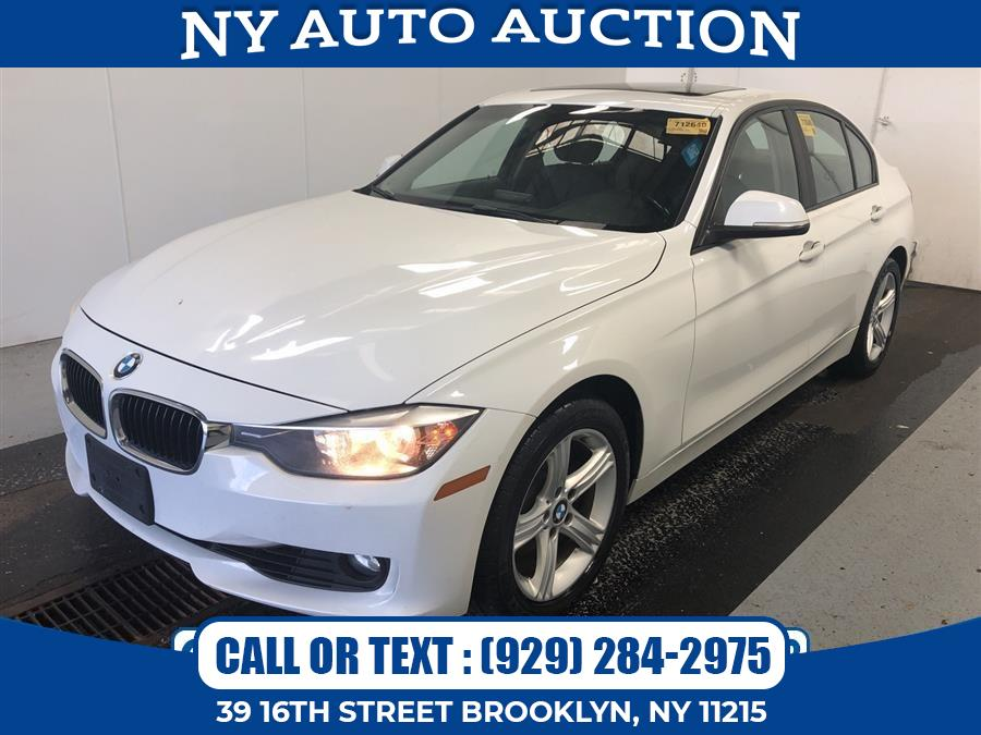Used BMW 3 Series 4dr Sdn 328i xDrive AWD SULEV South Africa 2013 | NY Auto Auction. Brooklyn, New York