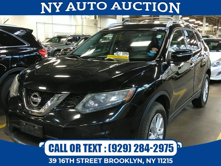 Used Nissan Rogue AWD 4dr SV 2014 | NY Auto Auction. Brooklyn, New York
