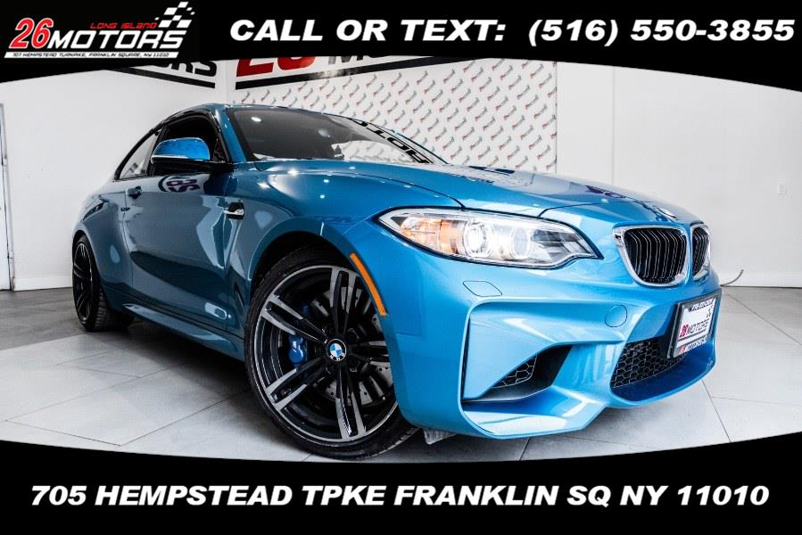 Used BMW M2 Coupe 2017 | Hempstead Auto Outlet Inc. DBA 26 Motors Long Isla. Franklin Sq, New York