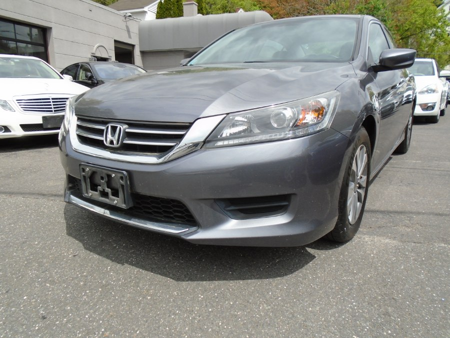 Used Honda Accord Sedan 4dr I4 CVT LX 2014   Jim Juliani Motors. Waterbury, Connecticut