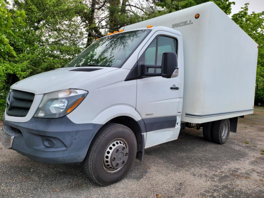 """Used Mercedes-Benz Sprinter Chassis-Cabs 2WD Reg Cab 144"""" WB 2014 