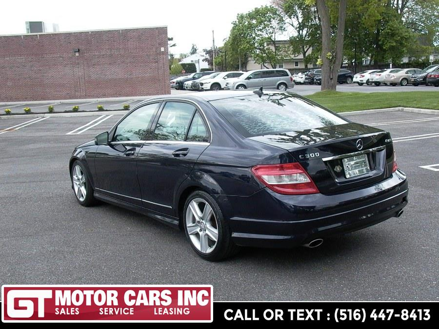 2011 Mercedes-Benz C-Class 4dr Sdn C300 Luxury 4MATIC, available for sale in Bellmore, NY