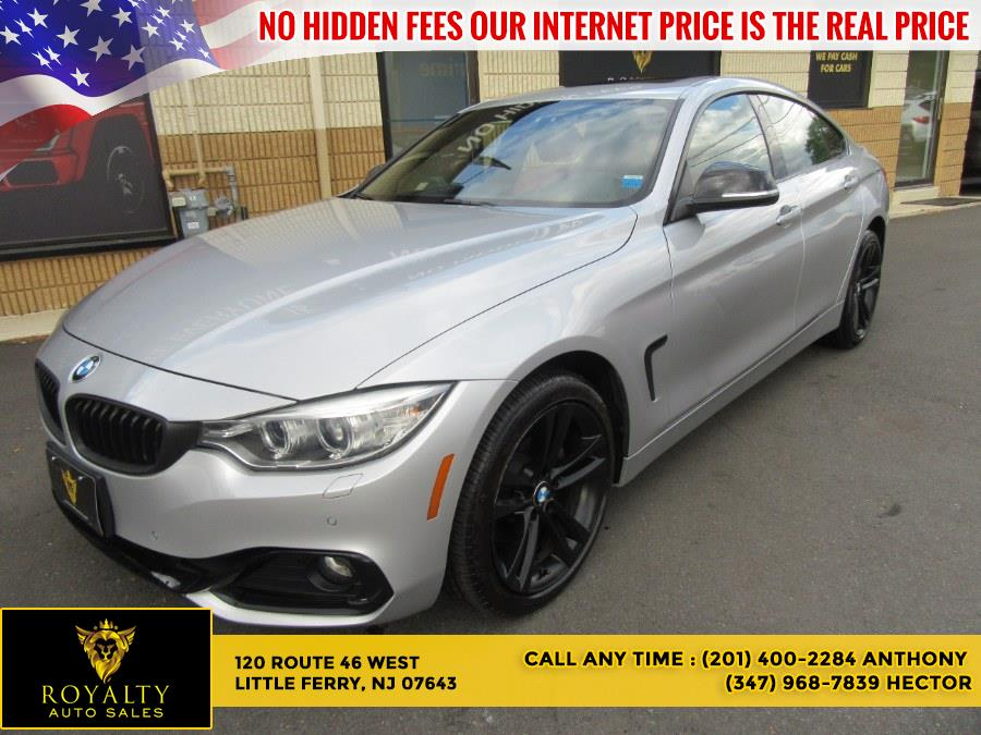 Used 2015 BMW 4 Series in Little Ferry, New Jersey | Royalty Auto Sales. Little Ferry, New Jersey