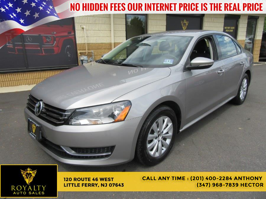 Used 2012 Volkswagen Passat in Little Ferry, New Jersey | Royalty Auto Sales. Little Ferry, New Jersey