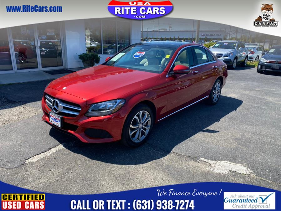 Used 2017 Mercedes-Benz C-Class in Lindenhurst, New York | Rite Cars, Inc. Lindenhurst, New York