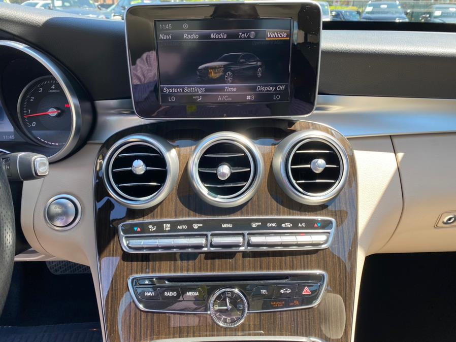 Used Mercedes-Benz C-Class  2017   Rite Cars, Inc. Lindenhurst, New York