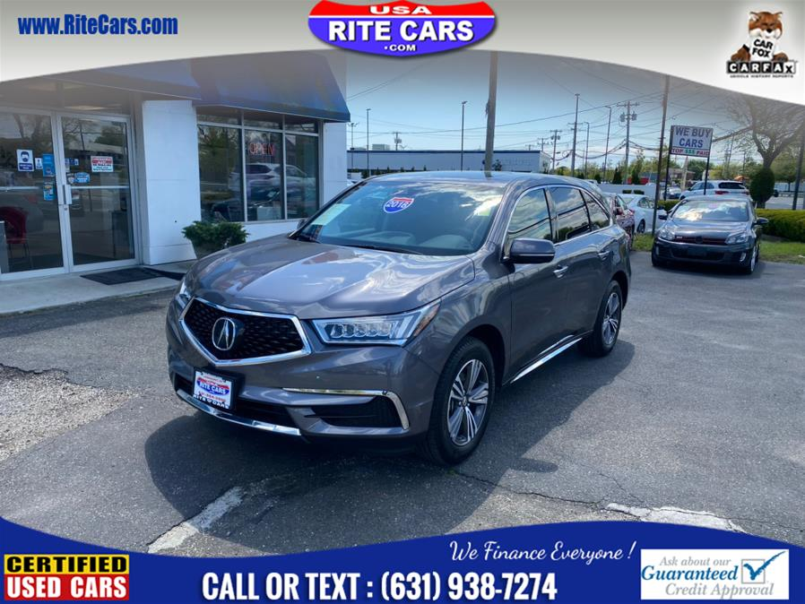 Used 2018 Acura MDX in Lindenhurst, New York | Rite Cars, Inc. Lindenhurst, New York