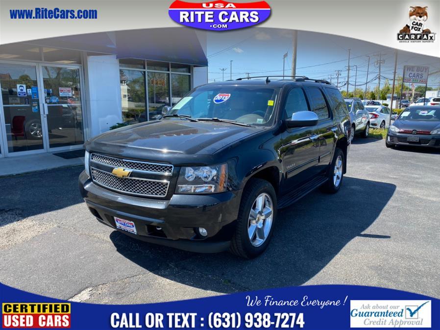 Used 2013 Chevrolet Tahoe in Lindenhurst, New York | Rite Cars, Inc. Lindenhurst, New York