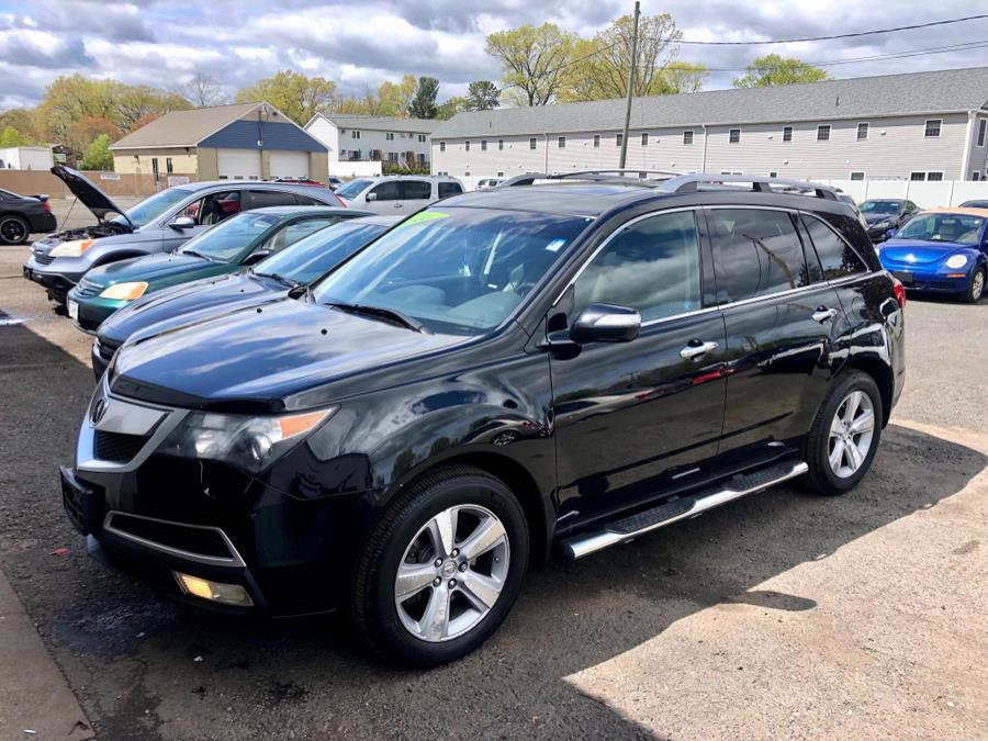 Used 2011 Acura MDX in New Haven, Connecticut   Primetime Auto Sales and Repair. New Haven, Connecticut