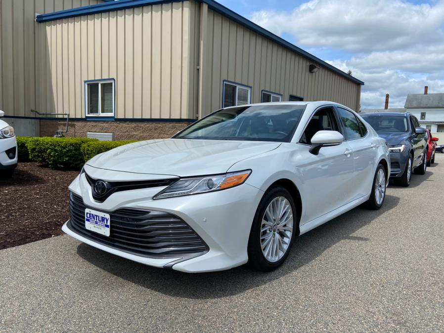 Used Toyota Camry XLE Auto (Natl) 2018 | Century Auto And Truck. East Windsor, Connecticut