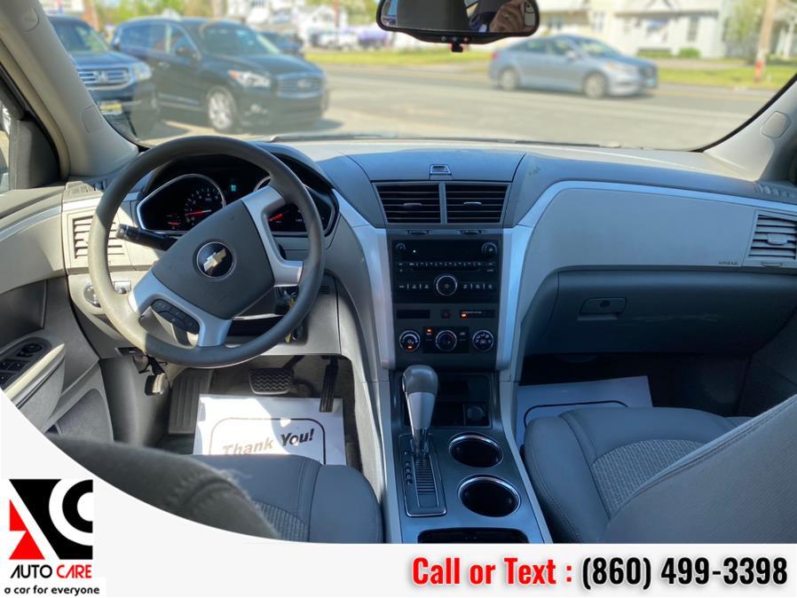 Used Chevrolet Traverse AWD 4dr LS 2009 | Auto Care Motors. Vernon , Connecticut