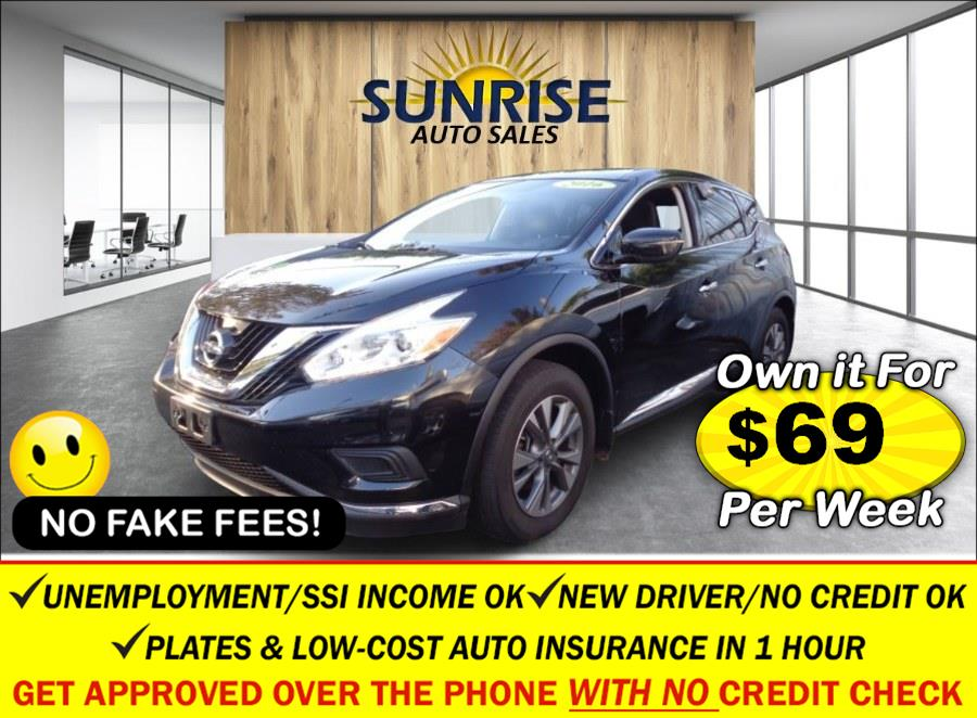 Used 2016 Nissan Murano in Rosedale, New York | Sunrise Auto Sales. Rosedale, New York