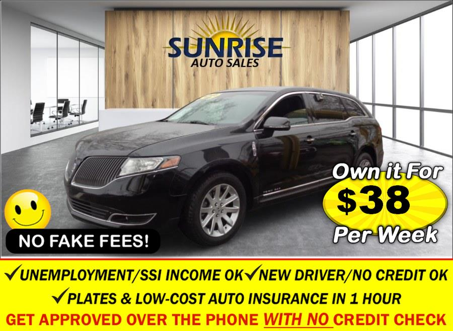 Used 2015 Lincoln MKT in Rosedale, New York | Sunrise Auto Sales. Rosedale, New York