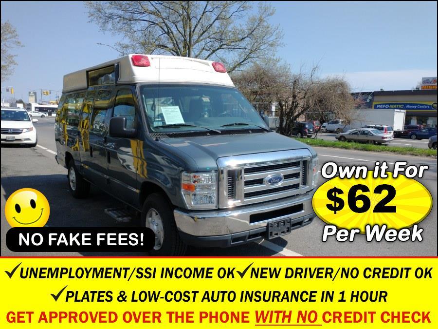 Used 2012 Ford Econoline Cargo Van in Rosedale, New York | Sunrise Auto Sales. Rosedale, New York