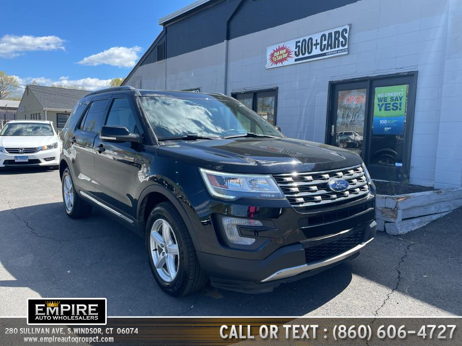 Used 2017 Ford Explorer in S.Windsor, Connecticut | Empire Auto Wholesalers. S.Windsor, Connecticut