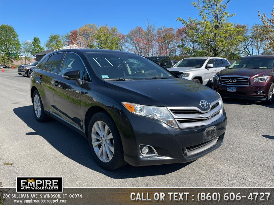 Used 2014 Toyota Venza in S.Windsor, Connecticut | Empire Auto Wholesalers. S.Windsor, Connecticut