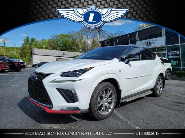 Used 2018 Lexus Nx in Cincinnati, Ohio | Luxury Motor Car Company. Cincinnati, Ohio
