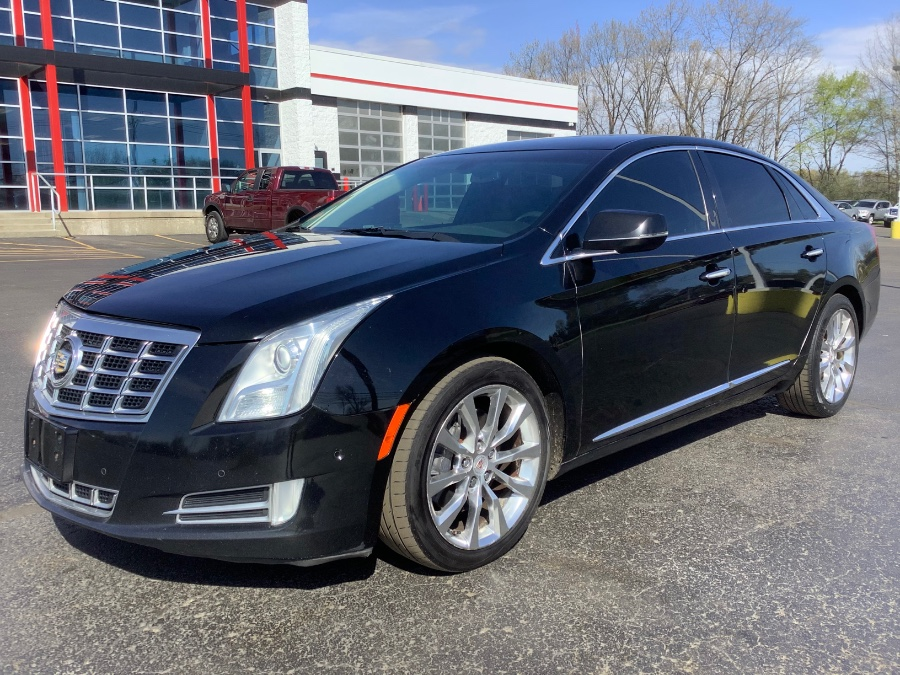 Used Cadillac XTS 4dr Sdn Luxury FWD 2015 | Marsh Auto Sales LLC. Ortonville, Michigan