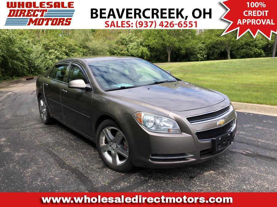 Used Chevrolet Malibu 4dr Sdn LT w/1LT 2012   Wholesale Direct Motors. Beavercreek, Ohio