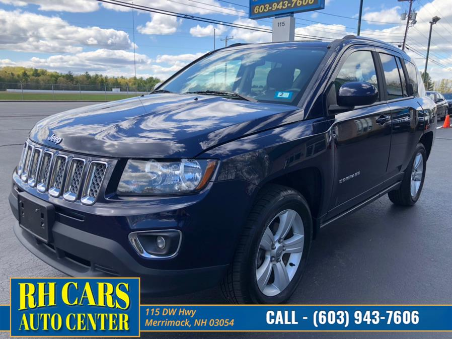 Used 2015 Jeep Compass in Merrimack, New Hampshire | RH Cars LLC. Merrimack, New Hampshire
