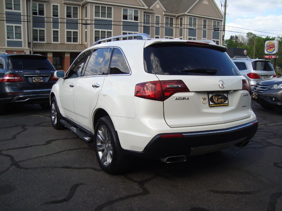 Used Acura MDX AWD 4dr Advance/Entertainment Pkg 2010   Yara Motors. Manchester, Connecticut
