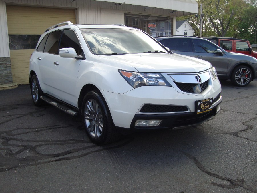 Used 2010 Acura MDX in Manchester, Connecticut | Yara Motors. Manchester, Connecticut