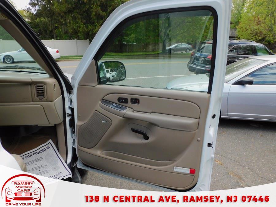 Used GMC Yukon XL 4dr 1500 4WD SLE 2006   Ramsey Motor Cars Inc. Ramsey, New Jersey