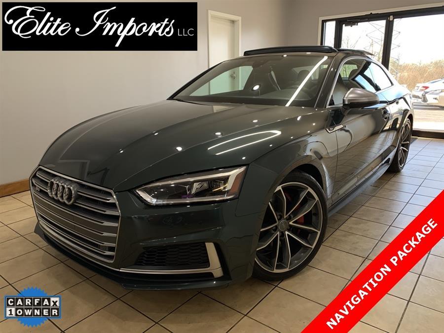 Used Audi S5 3.0T Premium Plus 2018 | Elite Imports LLC. West Chester, Ohio