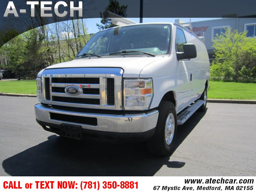 Used 2010 Ford Econoline Cargo Van in Medford, Massachusetts | A-Tech. Medford, Massachusetts