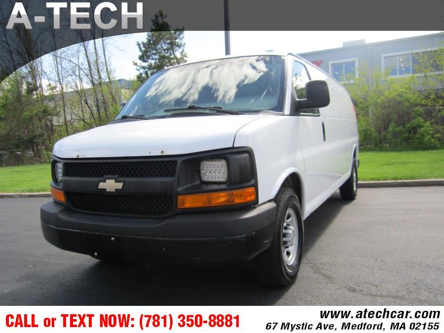 Used 2013 Chevrolet Express Cargo Van in Medford, Massachusetts | A-Tech. Medford, Massachusetts