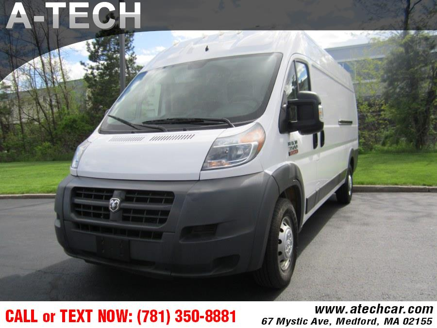 Used 2015 Ram ProMaster Cargo Van in Medford, Massachusetts   A-Tech. Medford, Massachusetts